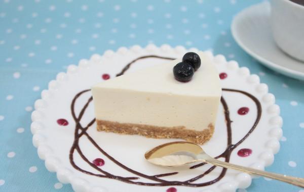 豆腐のレアチーズケーキ風