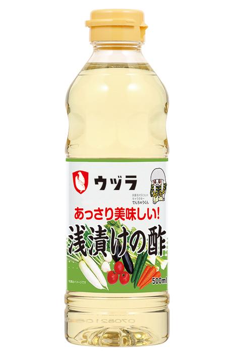 浅漬けの酢 500ml