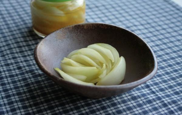 玉ねぎのカレーピクルス