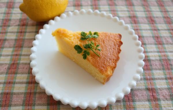 レモンのしっとりケーキ